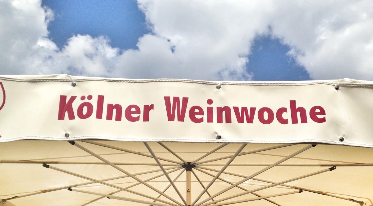 Alte Freunde, charmante Winzer und die Domina // Weinwoche in Köln