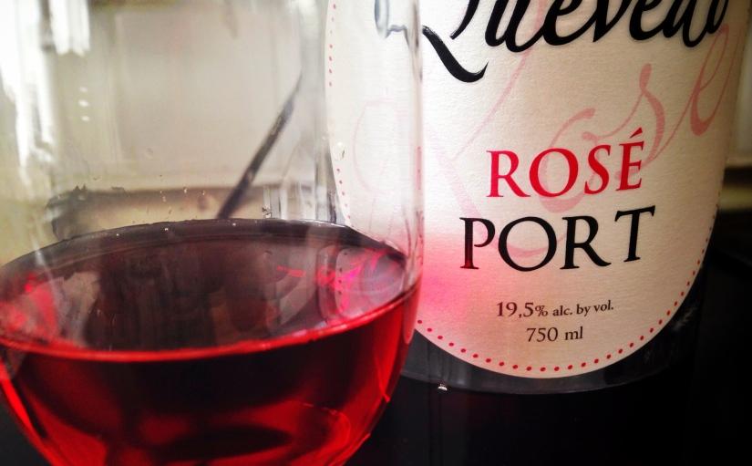 Just for girls?: Rosé-Port
