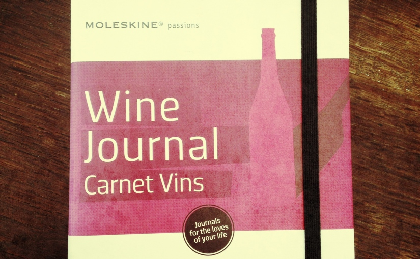 Überraschungspost // Mein neues WineJournal