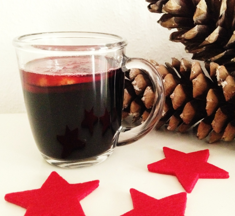 Mix it baby! // Make your own German Glühwein