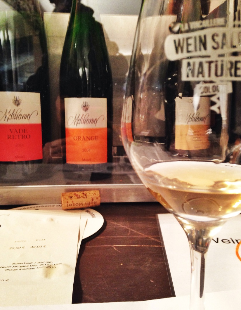 Wine circus in town // ProWein spinn-off events