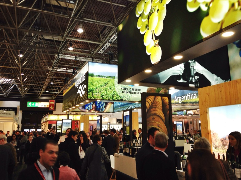 Meine Auslese on tour // My very own highlights from ProWein