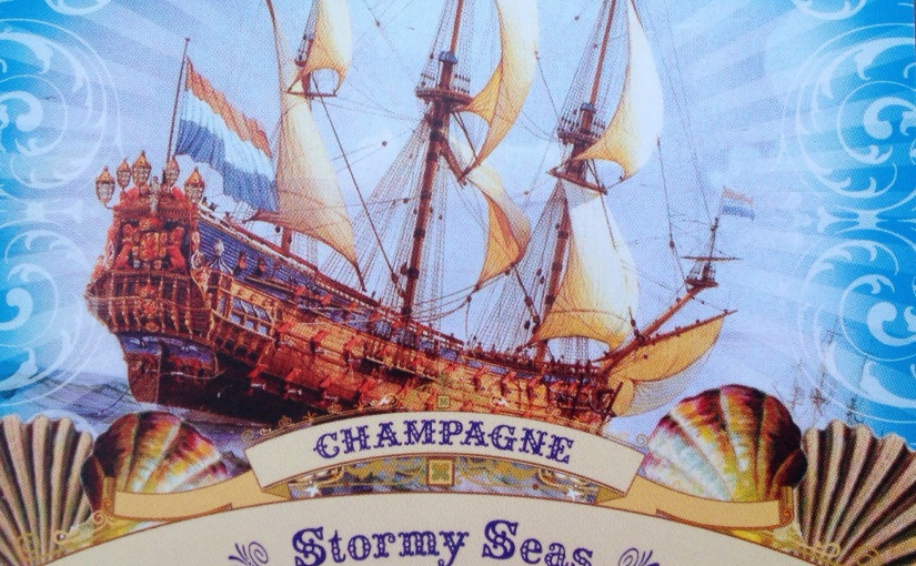 Stormy Seas // Champagner Cocktails (3/3)