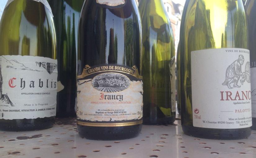 Mon tour du vin (1/5): Ein Chablis inAuxerre