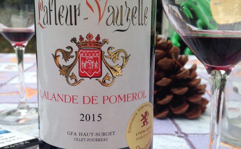 Mon tour du vin (2/5): Pomerol isttoll!