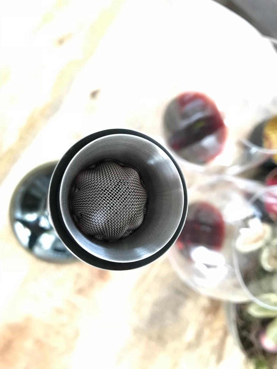 Sieben auf einen Streich mit dem Wine Decantiere von Vagnbys Danish Design