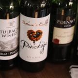 Südafrika Weinprobe