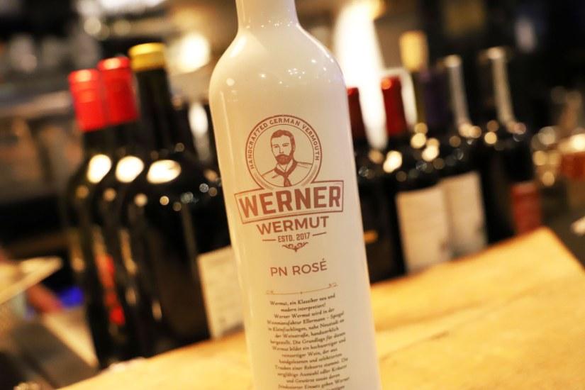 Werner: Handcrafted GermanVermouth