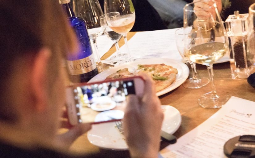 Nachlese #piccolaweinproben (2): Foodpairing – Pfalzwein trifftPizza