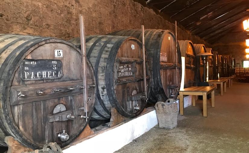Unterwegs im Portweinparadies (2/7): ImPortweinkeller