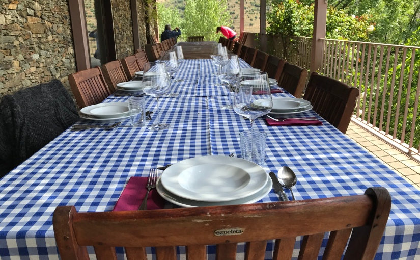 Unterwegs im Portweinparadies (5/7): Zum Lunch beiNiepoorts