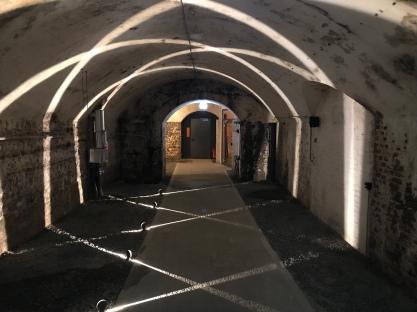 Korridor zur wineBANK