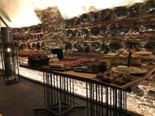 Catering in der wineBANK
