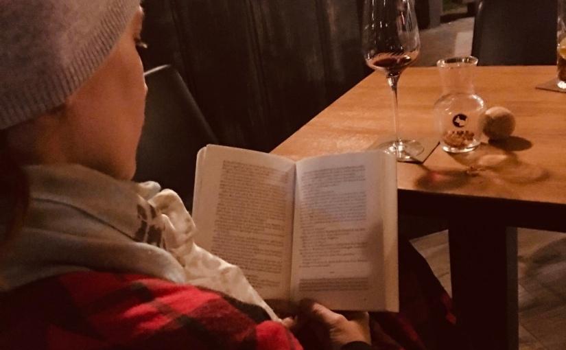 Wein-Schmökern 7: Ahr Wein-Krimis mitSpitzenkoch