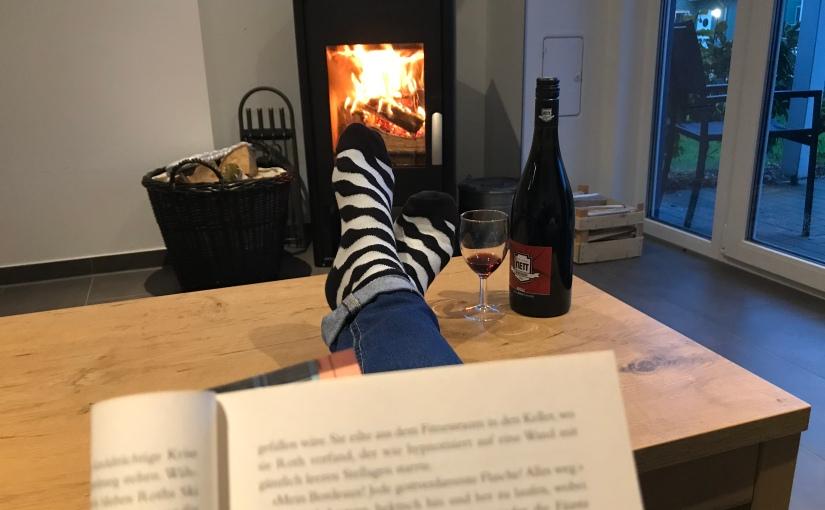 Wein-Schmökern: Krimi-Zeit!