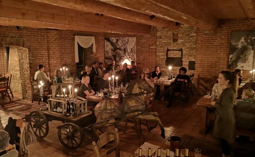 Nachlese: Weinprobe imGefrierschrank