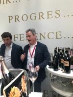Axel Probst erklärt die Portweine