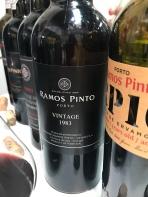 Ramos Pinto Vintage Port 1983