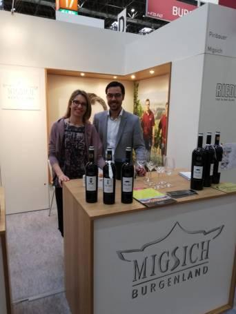 Natascha und Mario Migsich