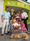 Familie Migsich.