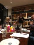 Chardonnay Weinprobe mit Iris von Meine Auslese