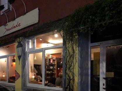 Saudade Weinbar Ehrenfeld