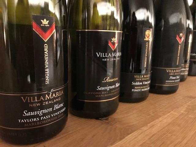 Acrostic Interview: Helen Morrison winemaker at Villa Maria/Marlborough