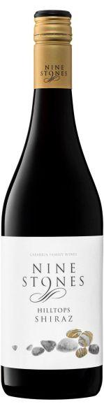 Nine Stones Hilltops Shiraz, Calabria Family Wines, 15,00 Euro