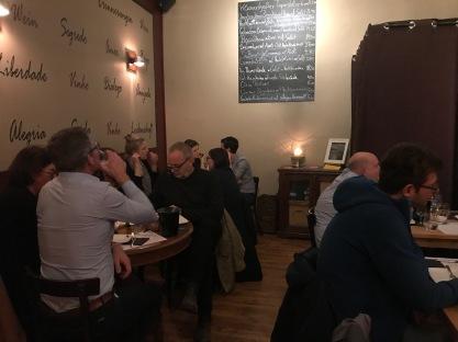 Saudade Weinbar