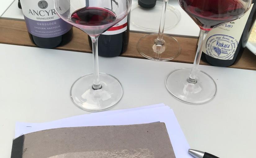 NeuORIENTierung?: Türkische Weine imTest
