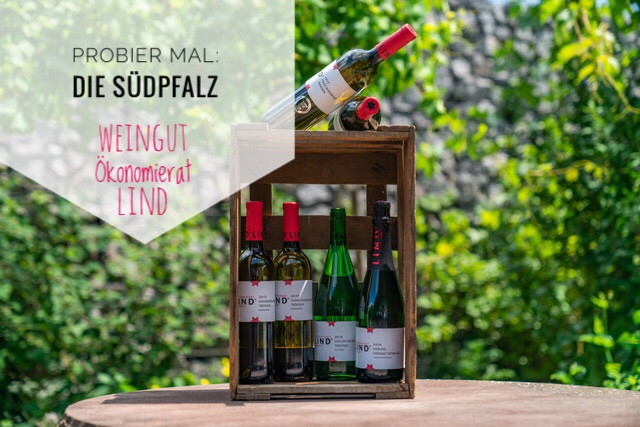 Probier-mal: Die Südpfalz