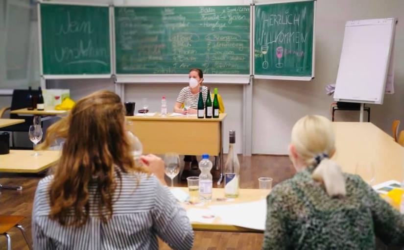 WeinSeminare in der Volkshochschule2021