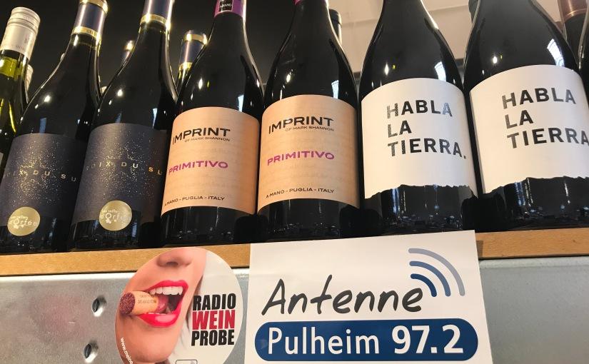 """Radio-Weinprobe 3: """"Drei Rote für ein Halleluja"""""""