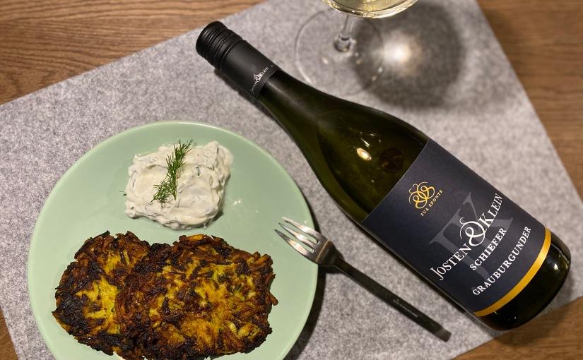 Vinotarischer Freitag: Grauburgunder undRievkoche